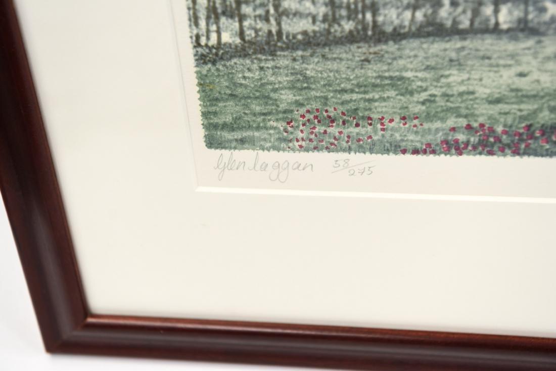 (3) DAWN MATTHEWS LITHOGRAPHS - 4