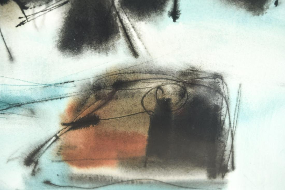 ABSTRACT WATERCOLOR - 5
