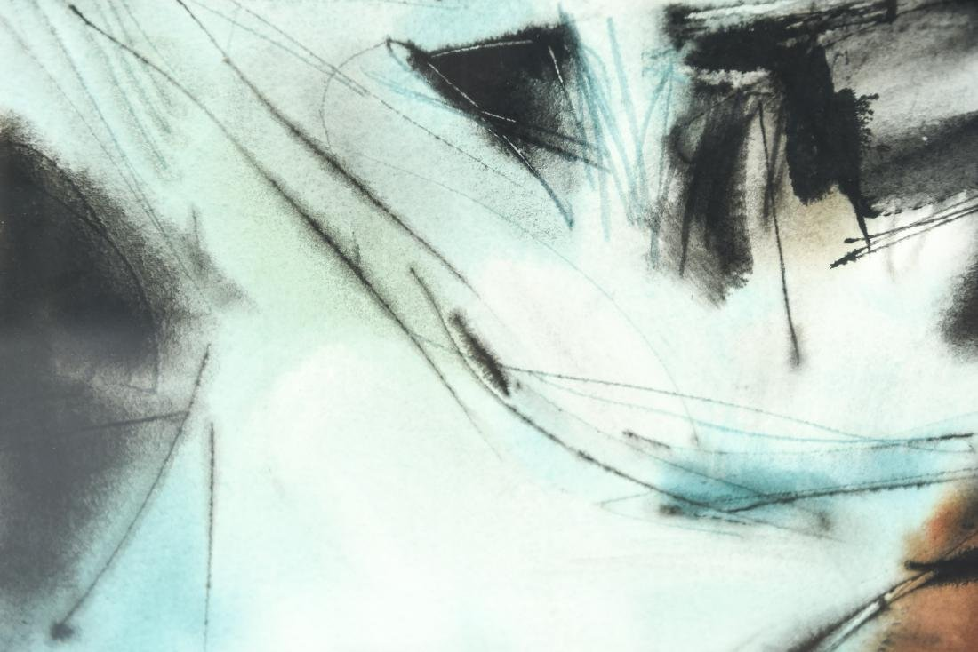 ABSTRACT WATERCOLOR - 6