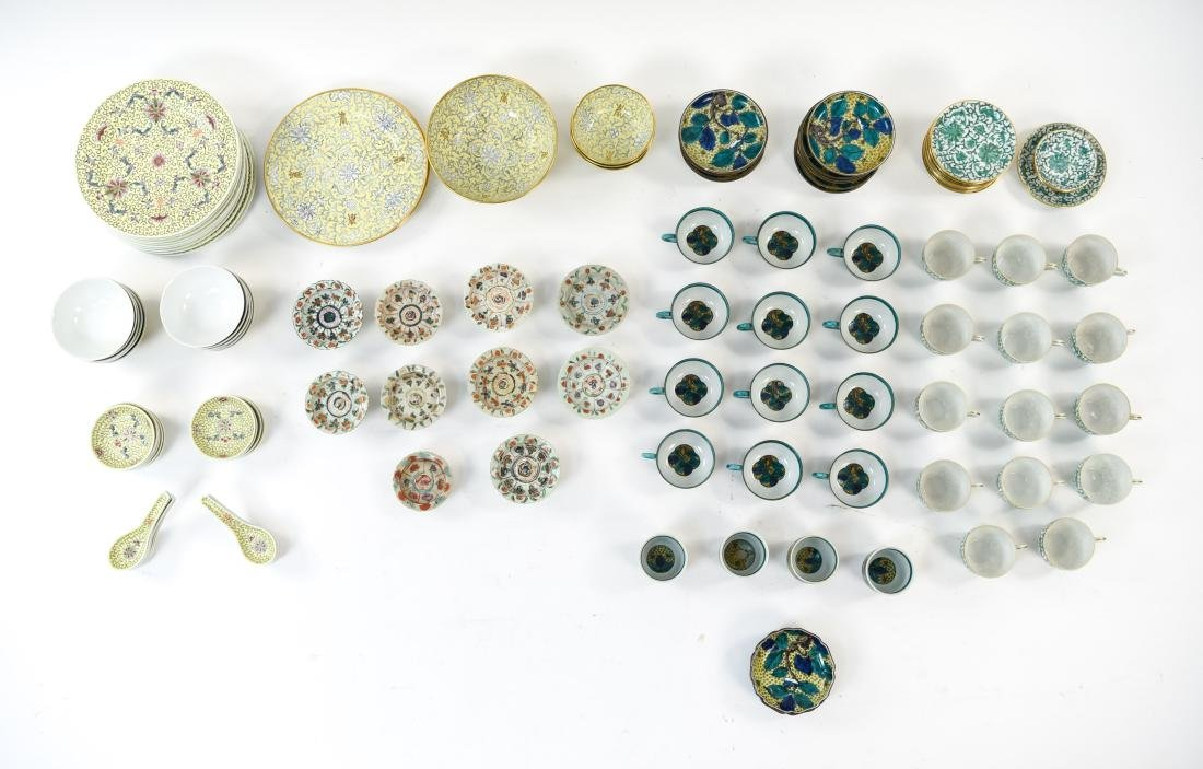 GROUPING OF CHINESE PORCELAIN - 2