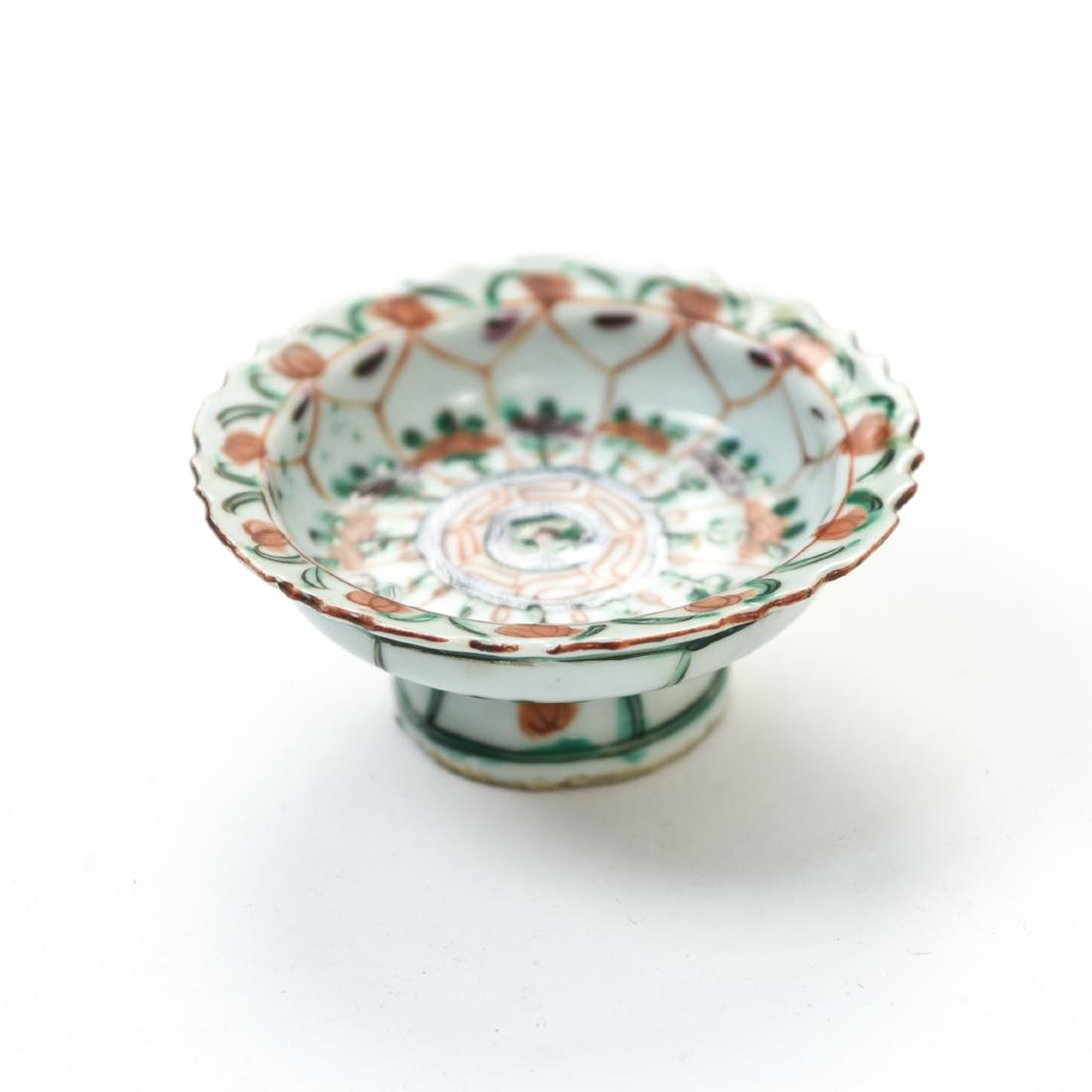 GROUPING OF CHINESE PORCELAIN - 9