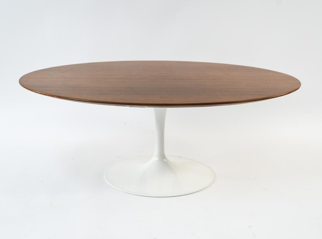 EERO SAARINEN FOR KNOLL COFFEE TABLE - 2