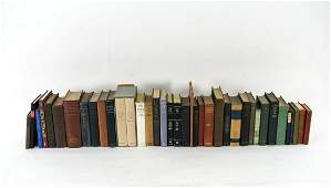 GROUPING OF ESTATE FRESH VINTAGE BOOKS
