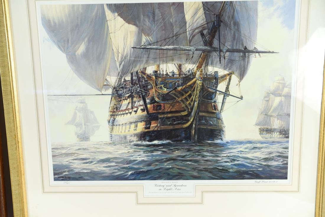 COLLECTION OF ADMIRAL NELSON PRINTS ETC. - 4