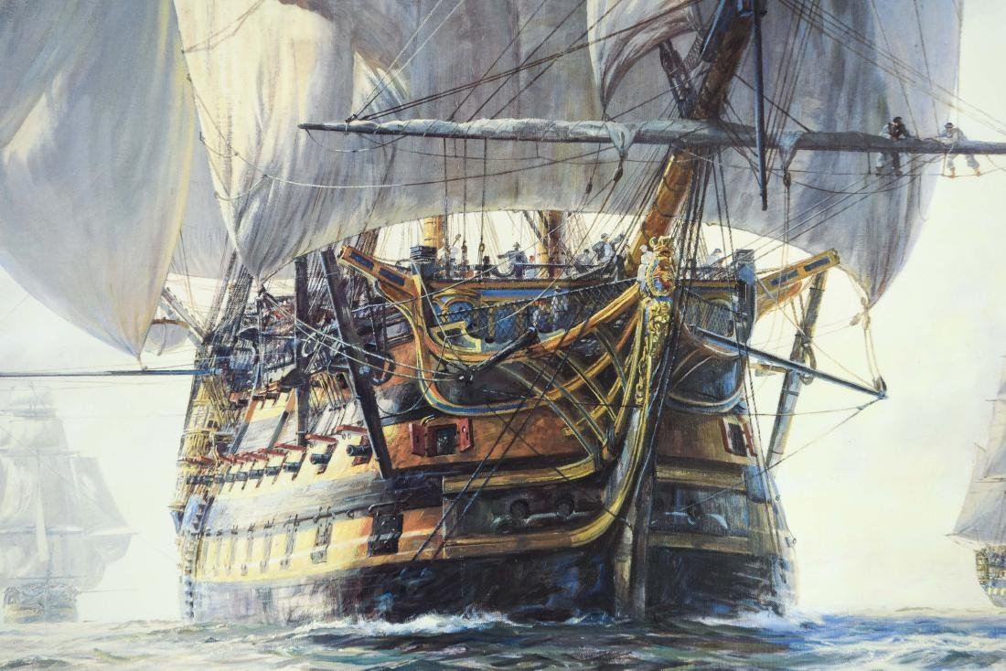 COLLECTION OF ADMIRAL NELSON PRINTS ETC. - 5