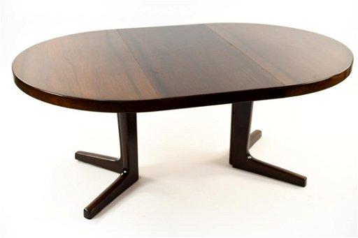 Kai Kristiansen Danish Mid Century Dining Table