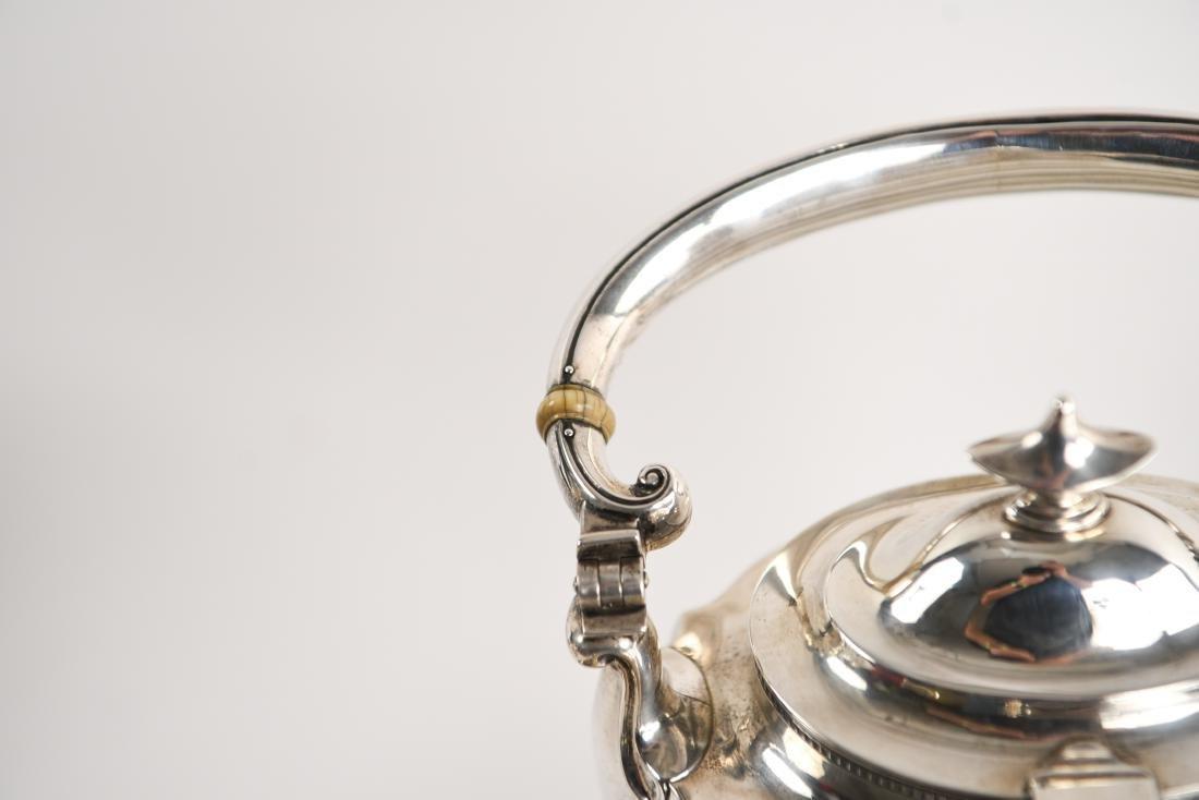 GORHAM STERLING SILVER TEA SET - 6