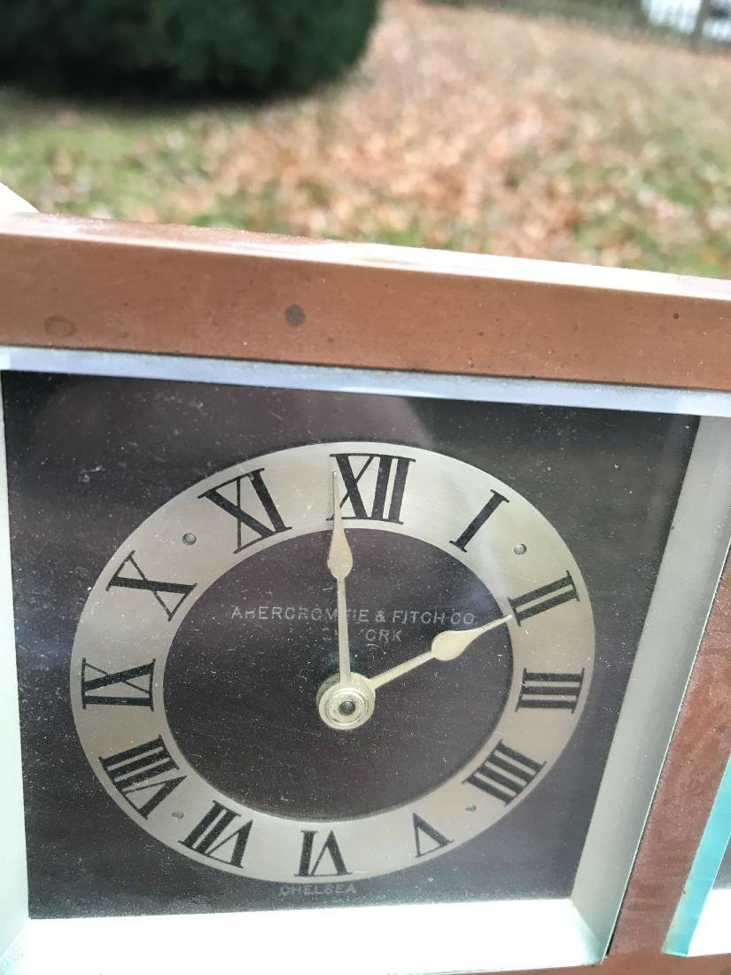 CHELSEA ABERCROMBIE CLOCK AND WEATHER STATION - 5