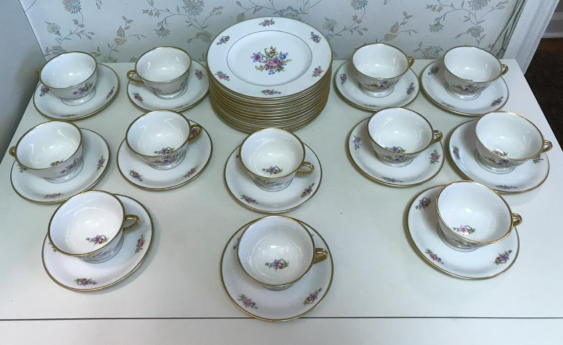 PICKARD PORCELAIN SERVICE GROUPING