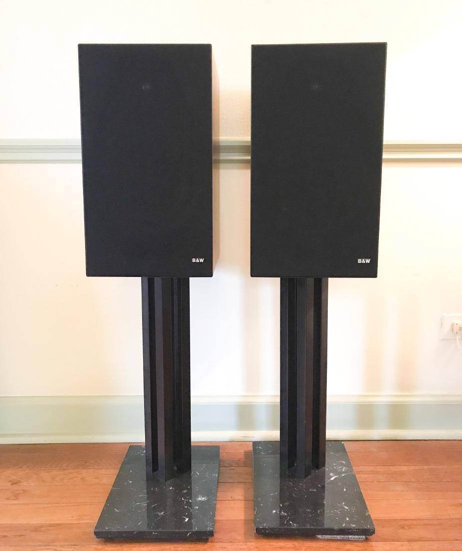 B & W MATRIX 1 SERIES 2 SPEAKERS