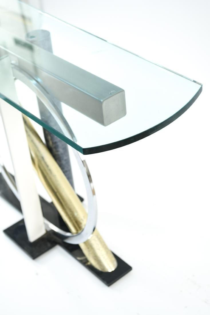 MODERNIST CONSOLE TABLE - 10