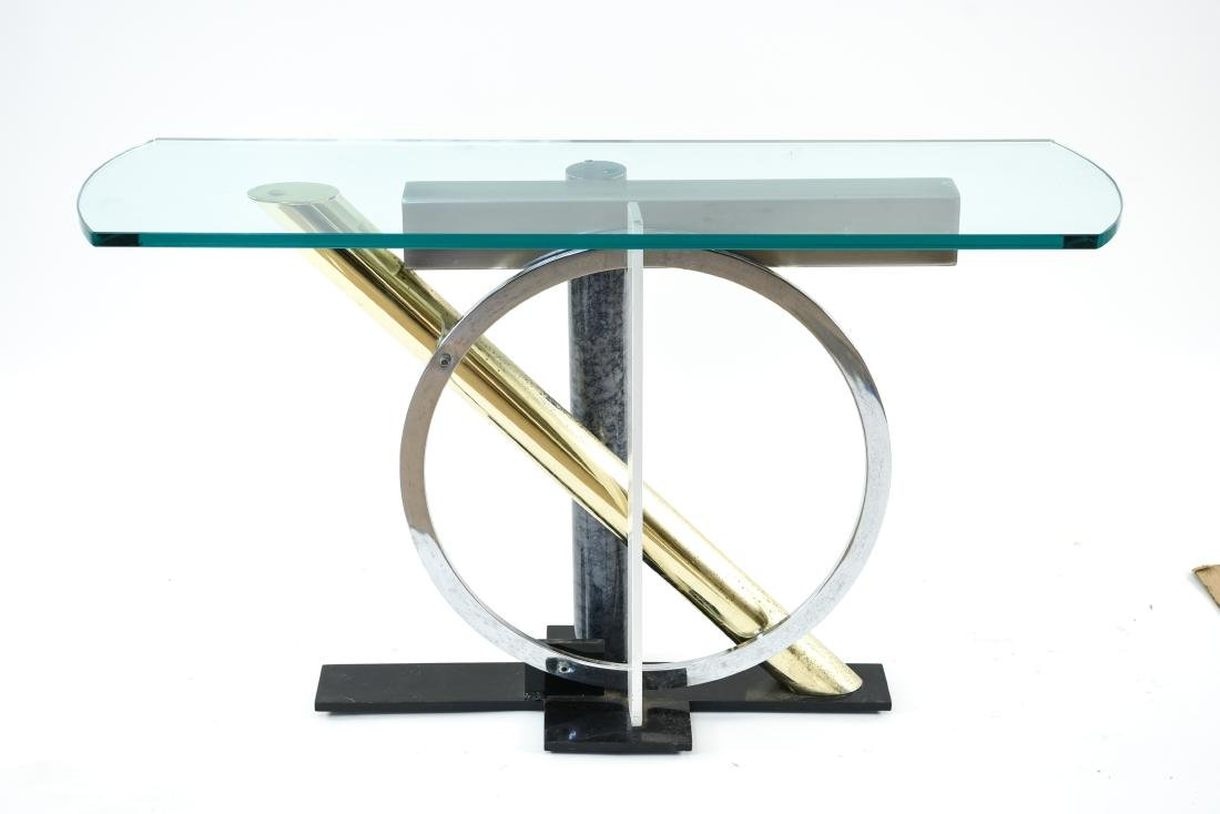 MODERNIST CONSOLE TABLE - 2