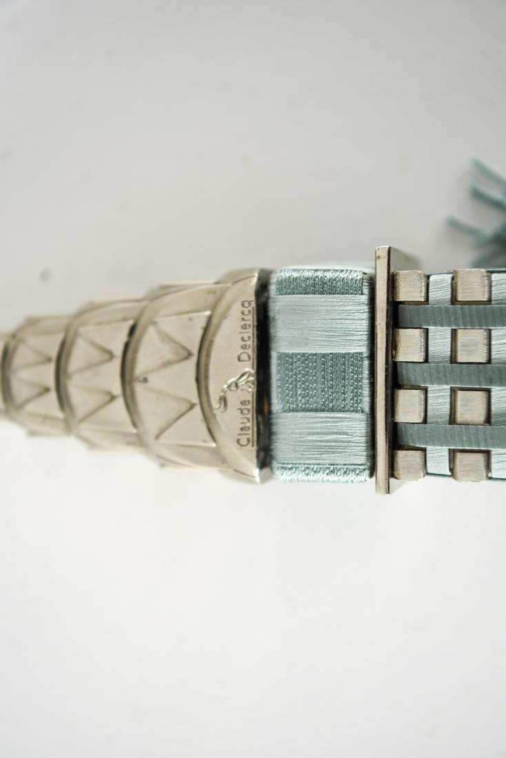 DECLERCQ ART DECO EMPIRE STATE BUILDING TASSEL - 7