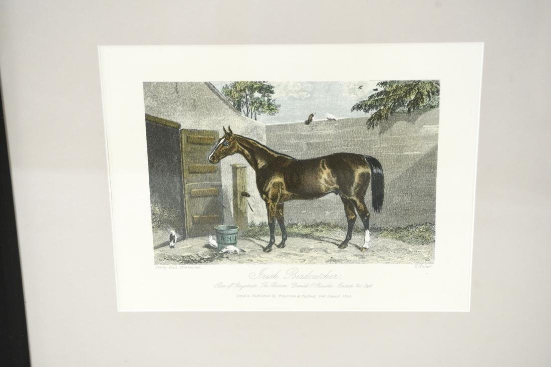 (2) ENGLISH HORSE PRINTS - 2