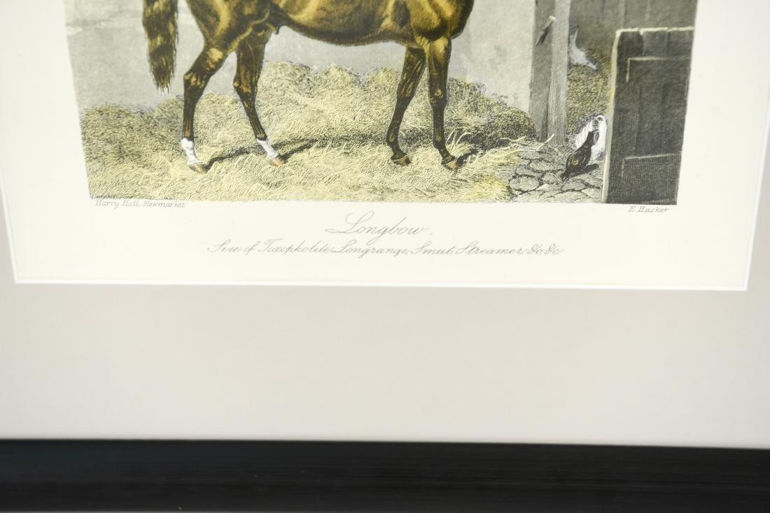 (2) ENGLISH HORSE PRINTS - 7