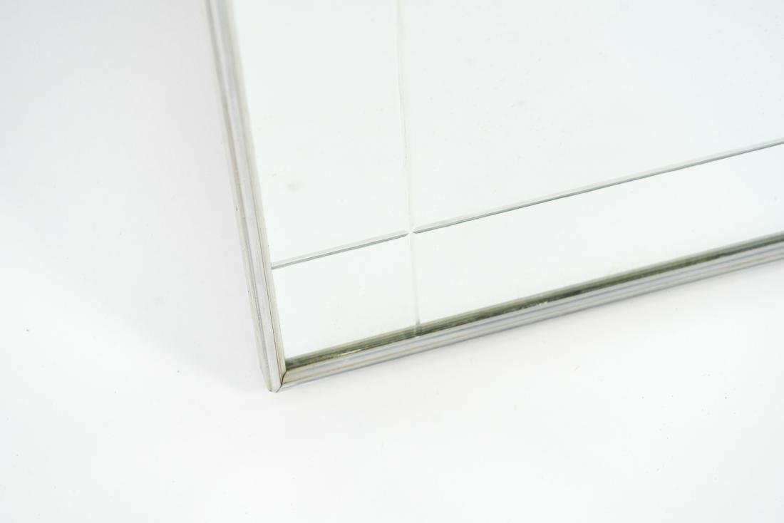 MID-CENTURY HART MIRRORED FRAME MIRROR - 2