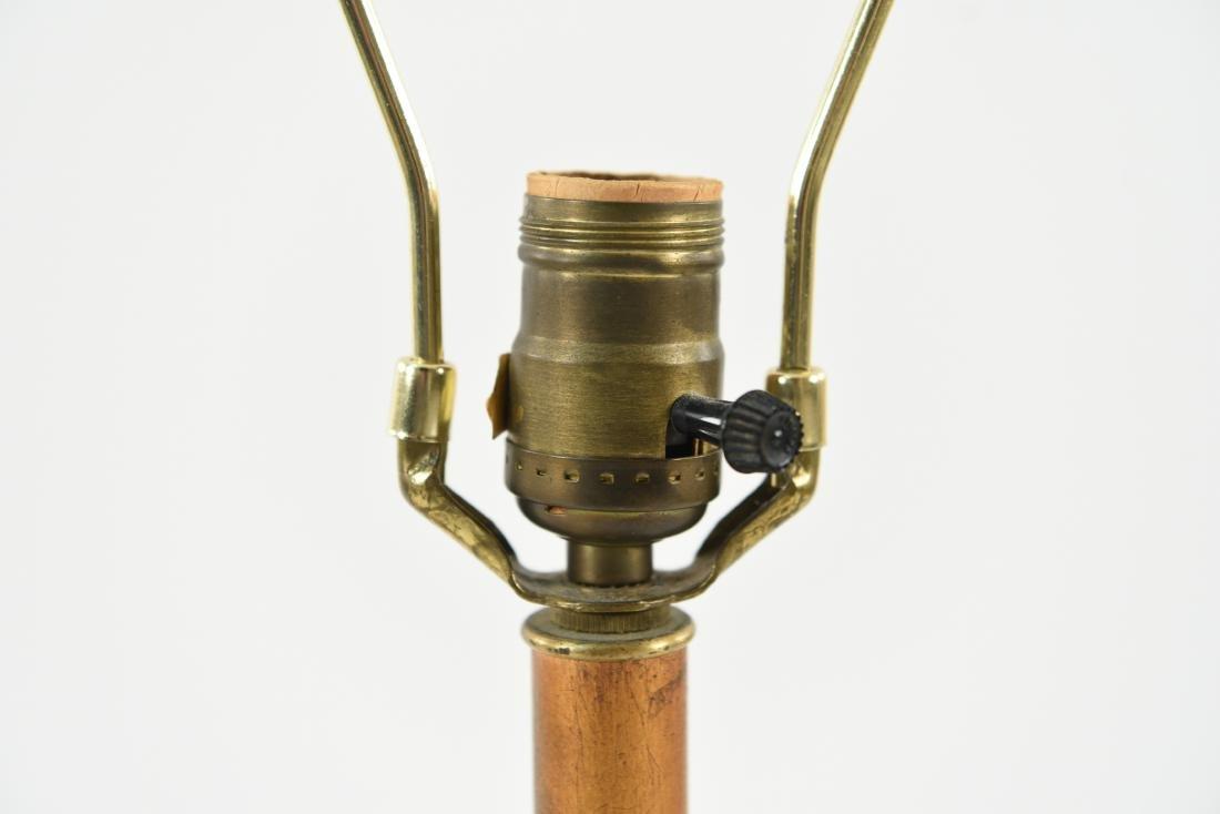 PAIR OF ASIAN PORCELAIN LAMPS - 6
