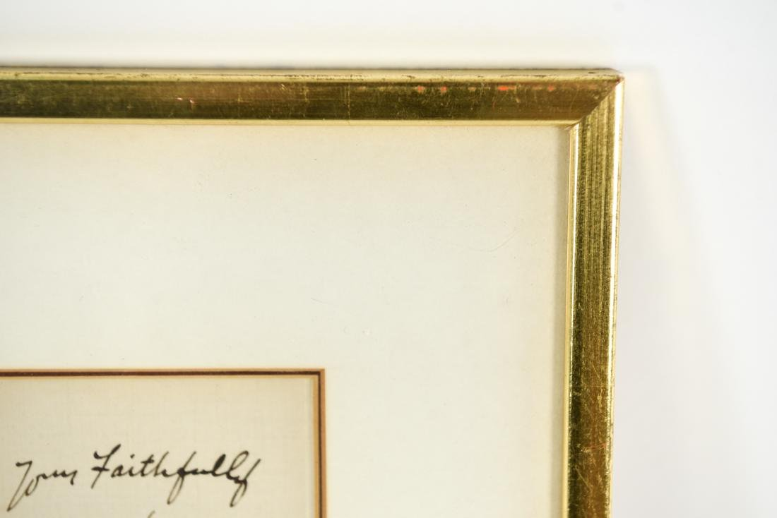 AUTOGRAPH WITH DRAWING: HARRY LAUDER (1870-1950) - 4