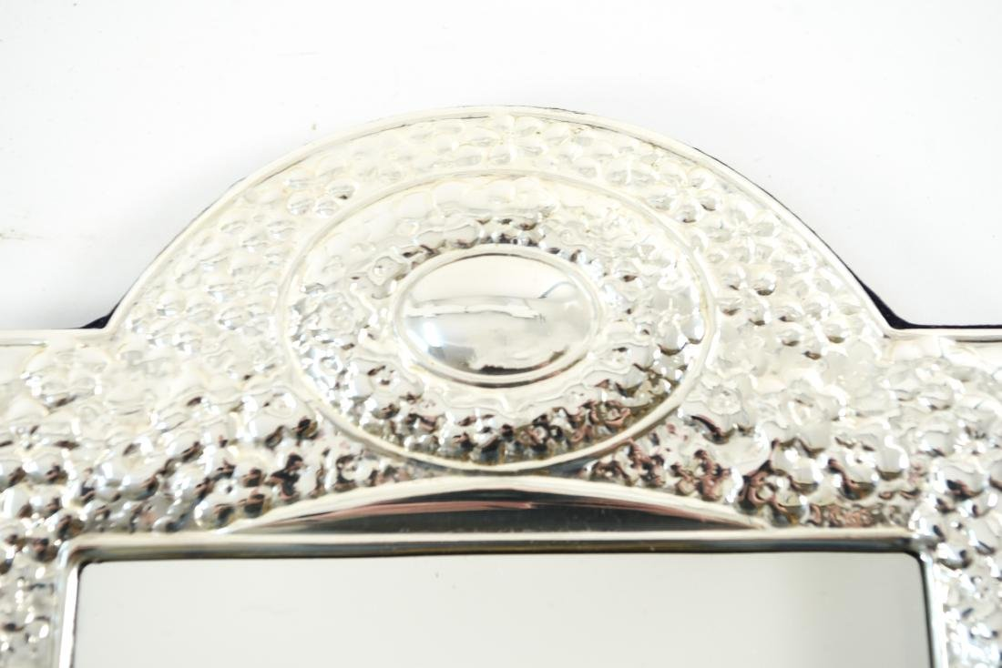 SILVER TRAY AND SILVER MIRROR - 3