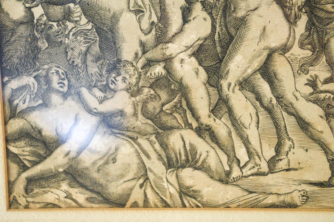 AFTER ANNIBALE CARACCI ENGRAVING - 5