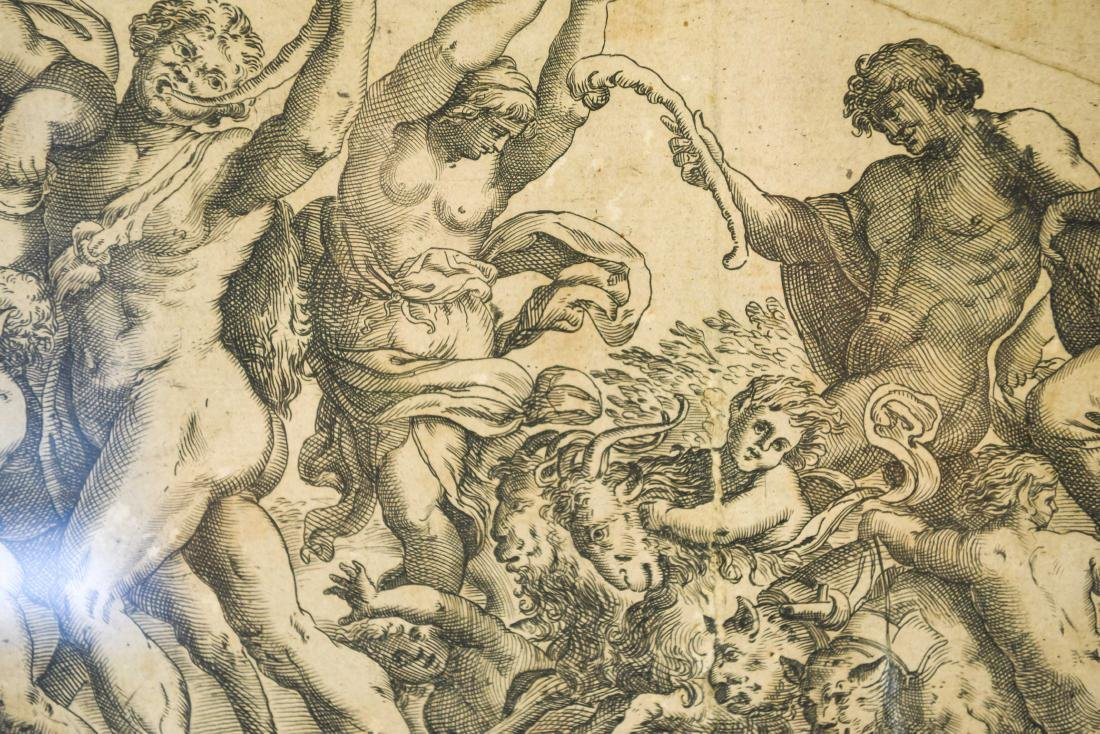 AFTER ANNIBALE CARACCI ENGRAVING - 6