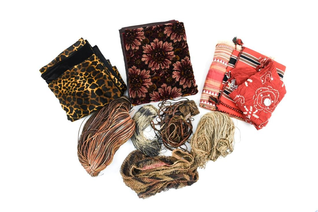 TEXTILE ETC. GROUPING