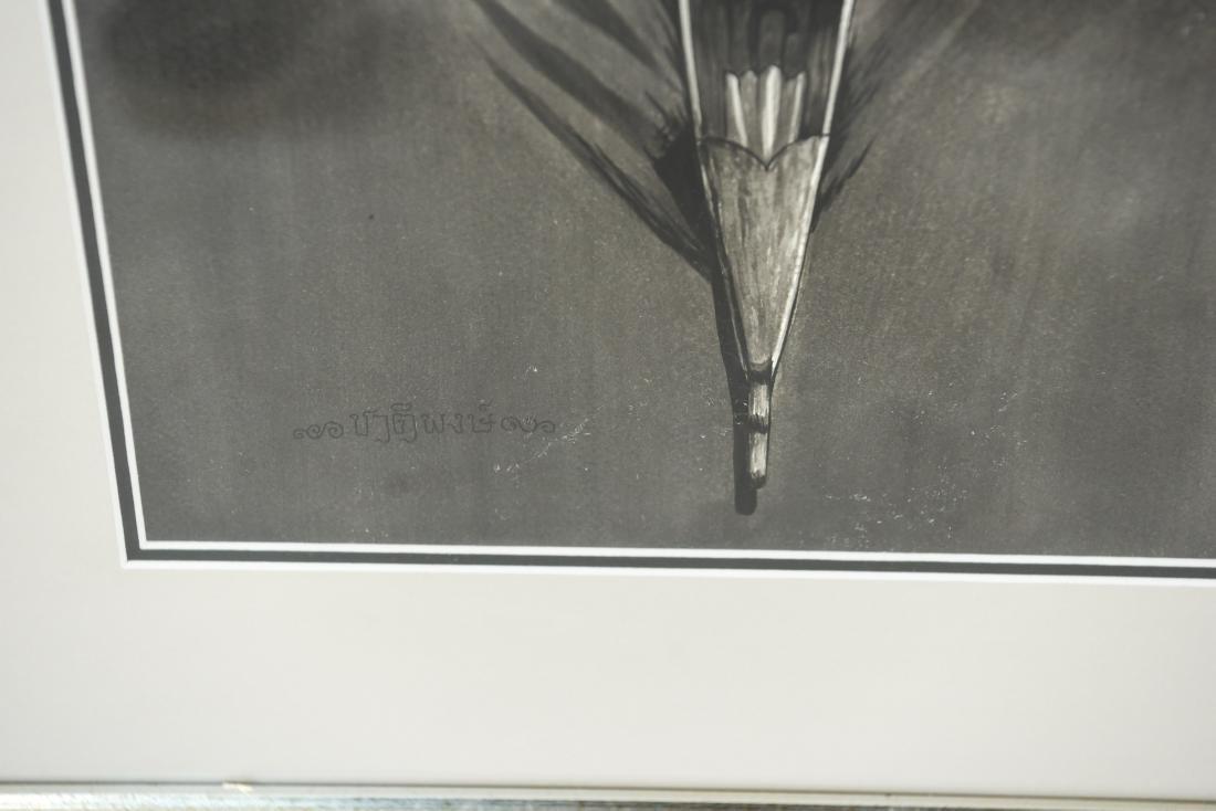 CANOE ARTWORK - 2