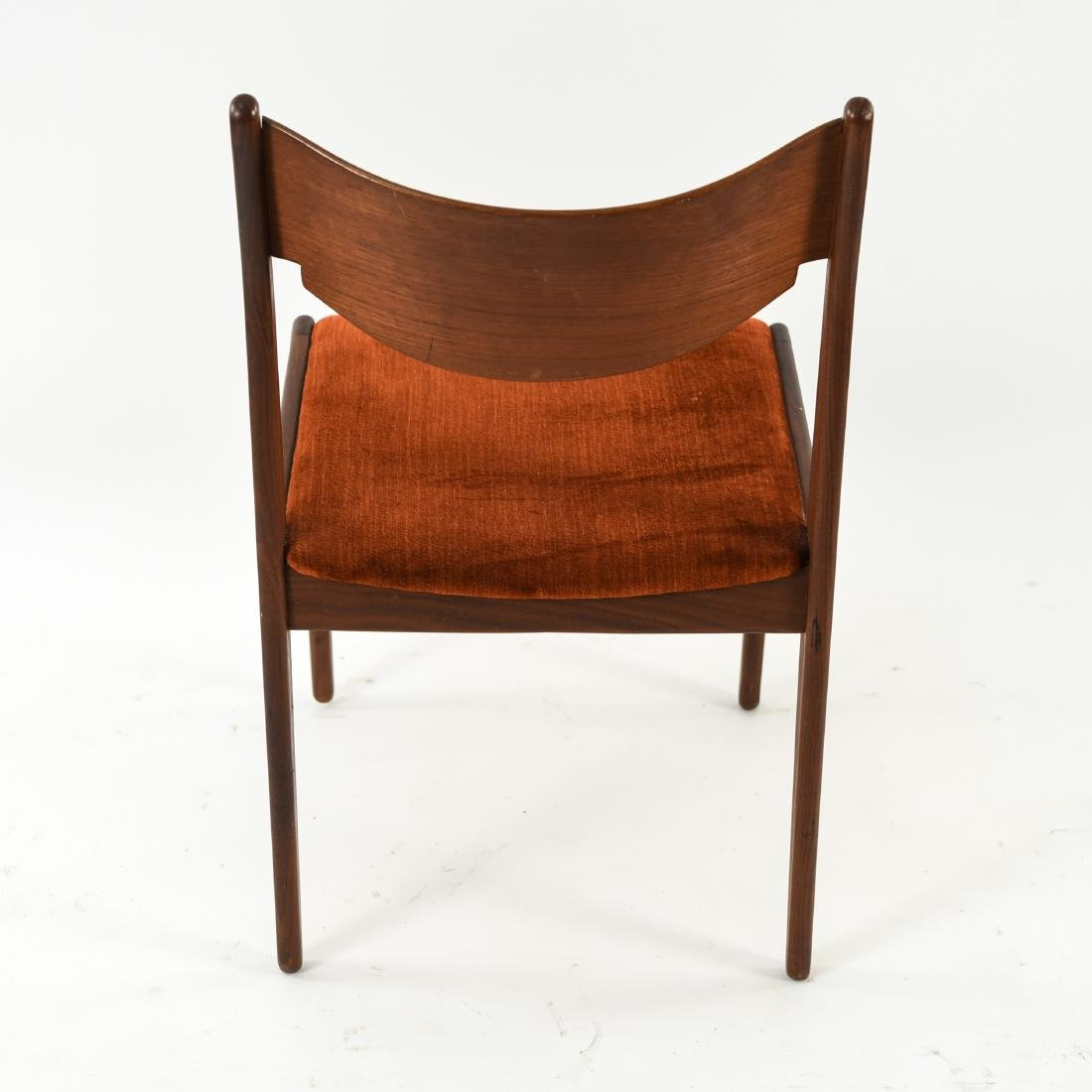 DANISH SIDE CHAIR - 8
