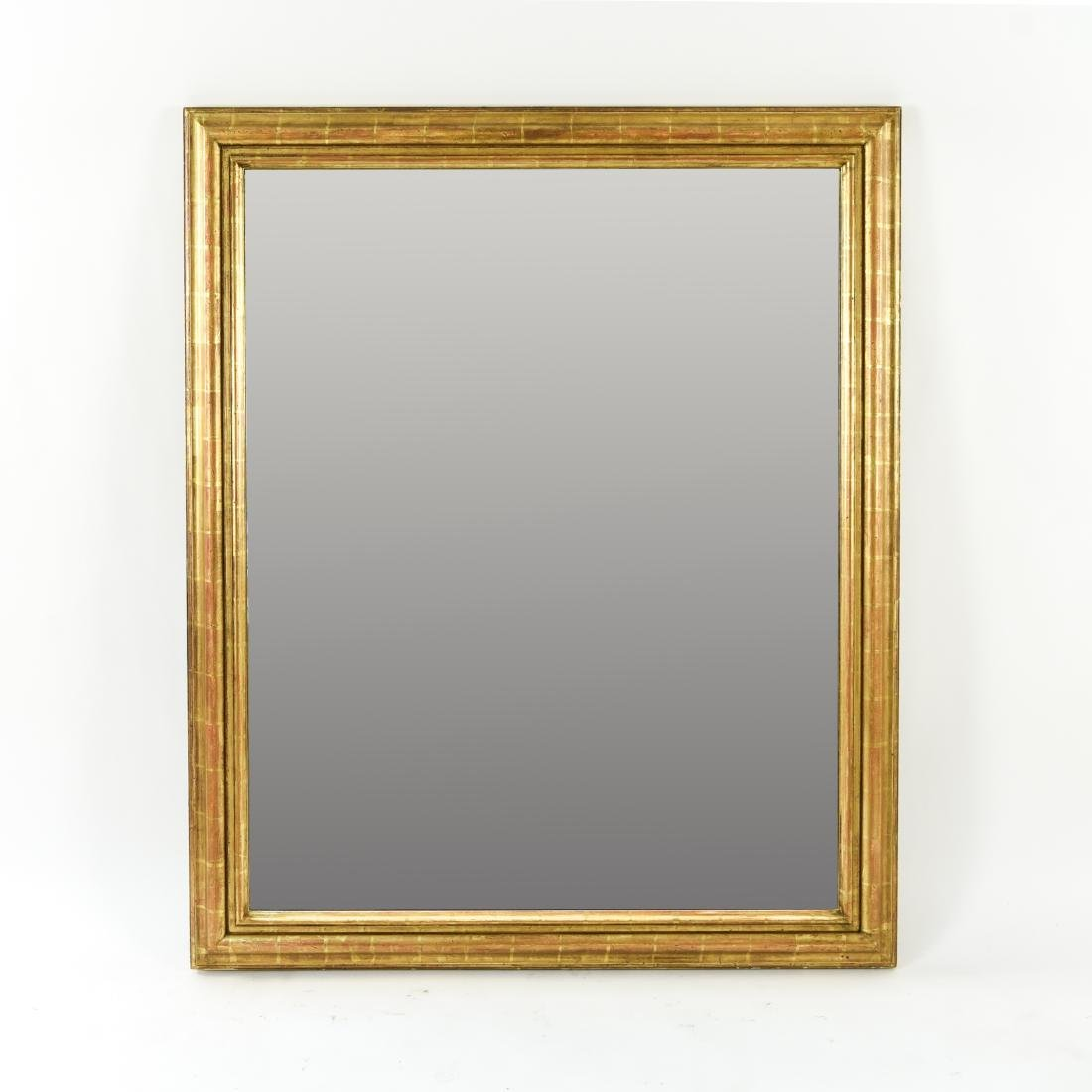 DECORATIVE GOLD FRAME MIRROR
