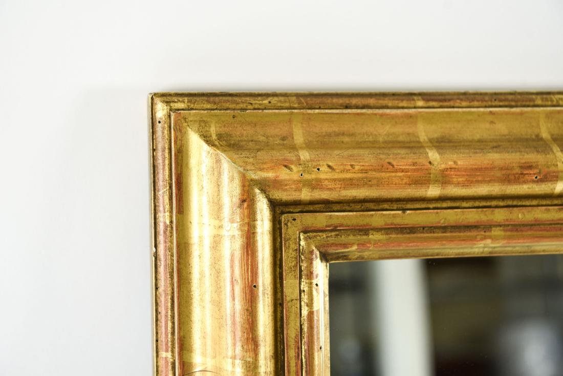 DECORATIVE GOLD FRAME MIRROR - 2