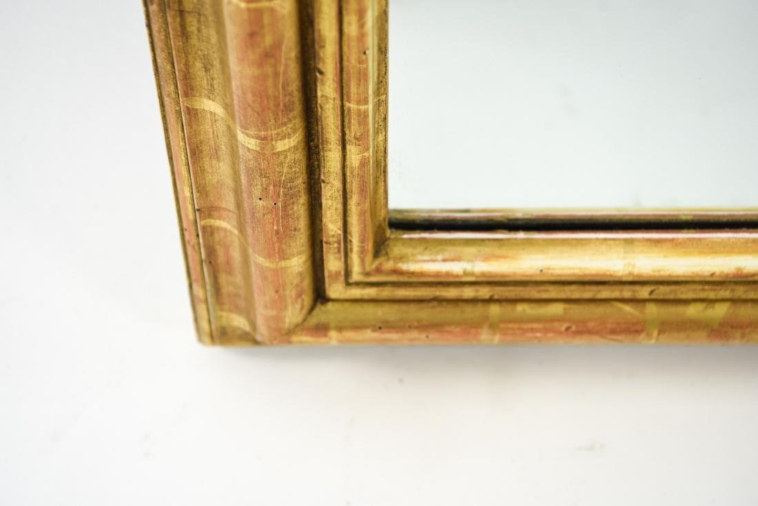 DECORATIVE GOLD FRAME MIRROR - 4