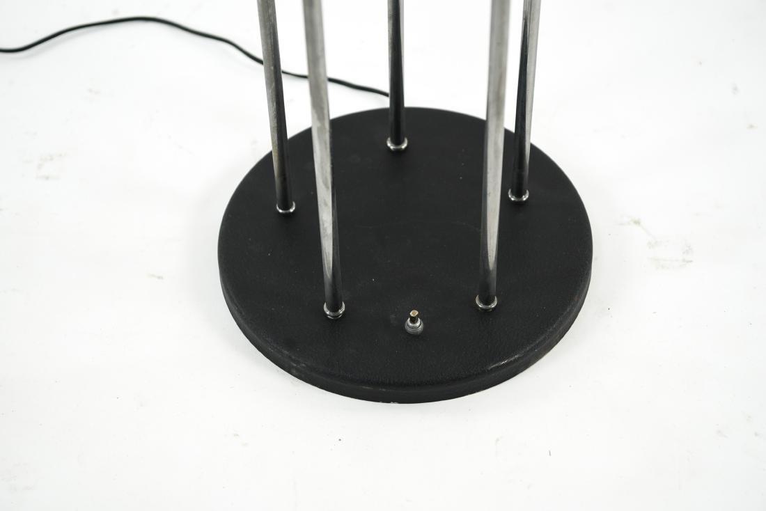 CHROME FLOOR LAMP - 4