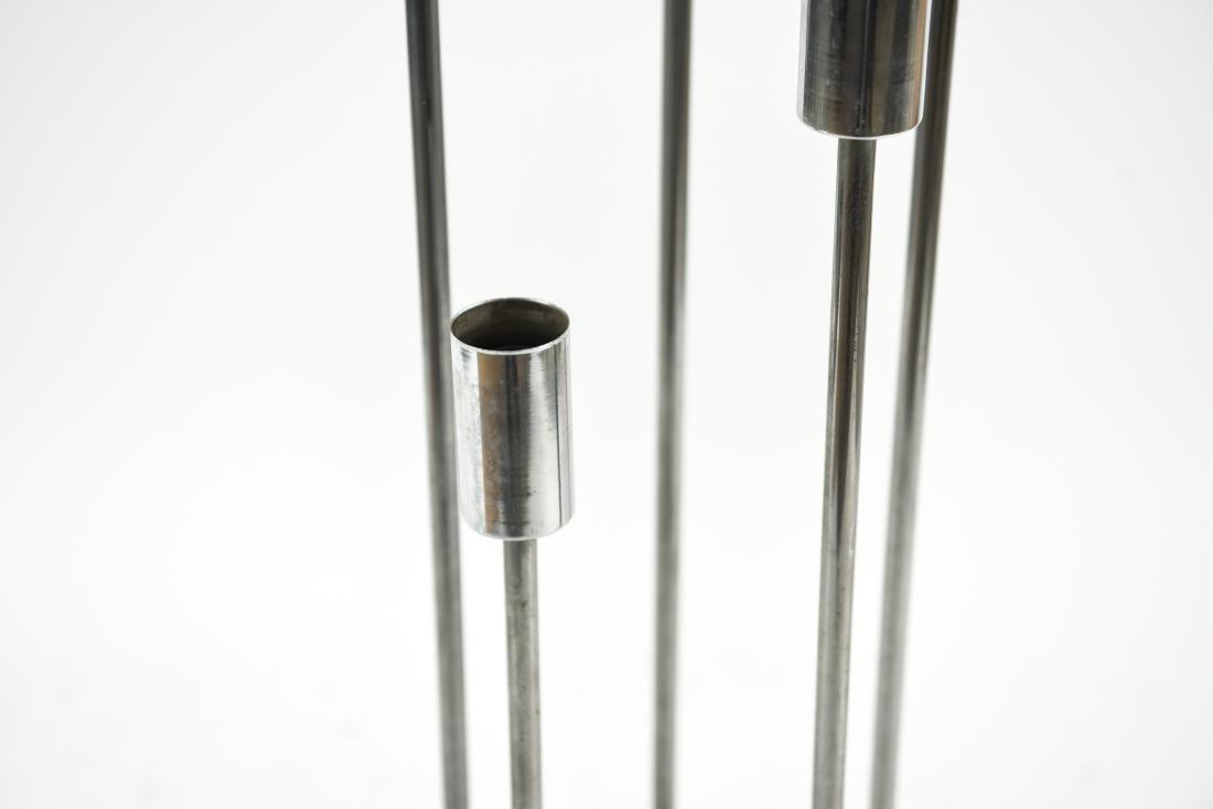 CHROME FLOOR LAMP - 5