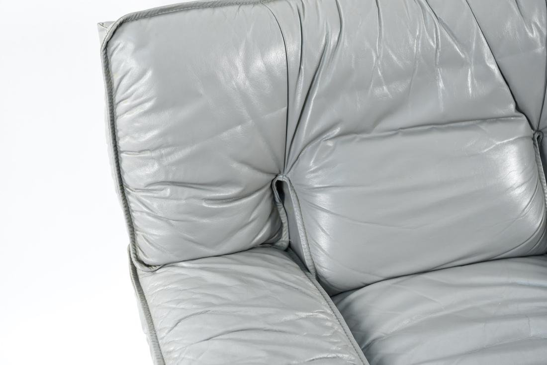 NICOLETTI ITALIA LEATHER FURNITURE SUITE - 3