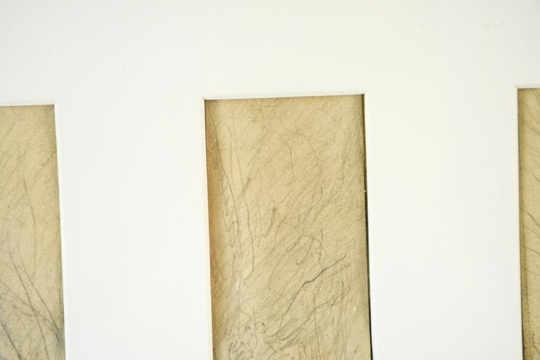 (4) DRAWINGS DATED 1870 - 7