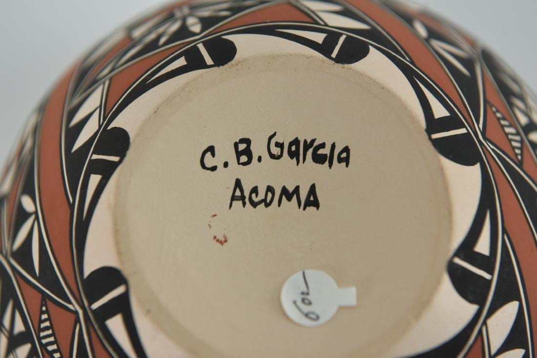 C.B. GARCIA ACOMA CONTEMPORARY POTTERY - 8