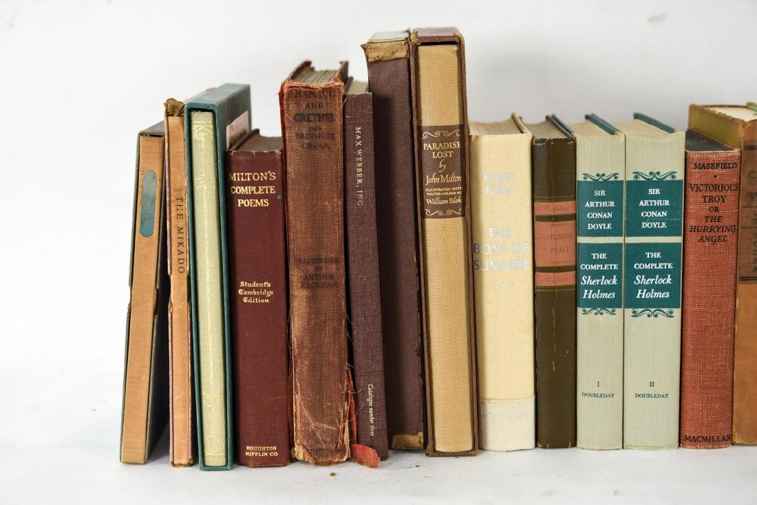 GROUPING OF ESTATE FRESH VINTAGE BOOKS - 2
