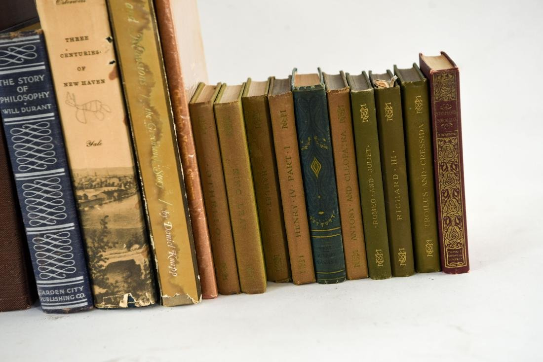 GROUPING OF ESTATE FRESH VINTAGE BOOKS - 6