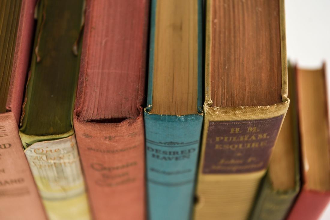 GROUPING OF ESTATE FRESH VINTAGE BOOKS - 10