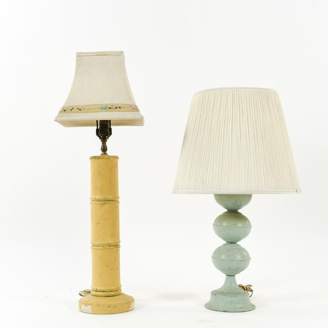 (2) LAMPS