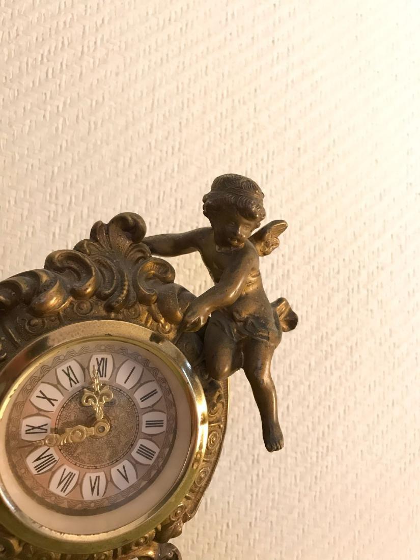 VINTAGE PUTTI CLOCK - 2