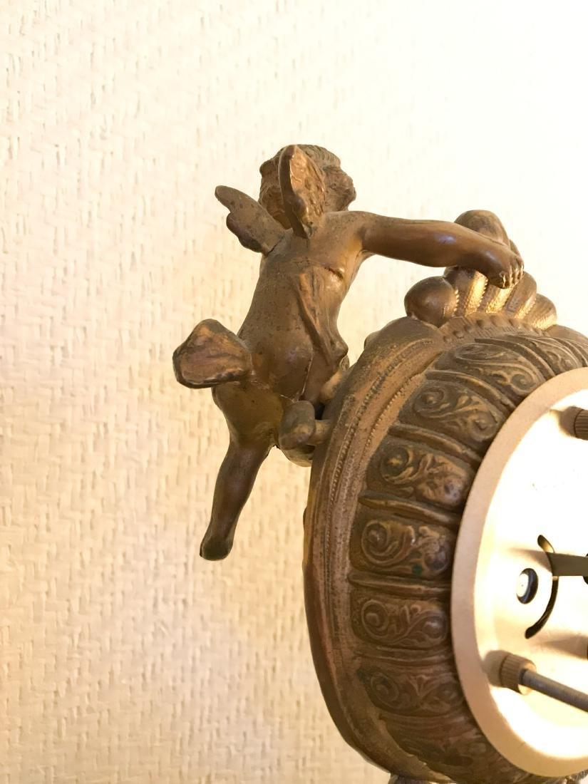 VINTAGE PUTTI CLOCK - 6