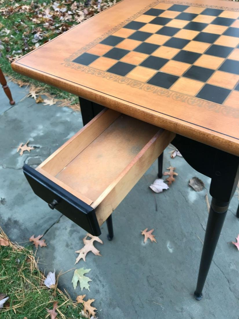 CHESS TABLE - 3