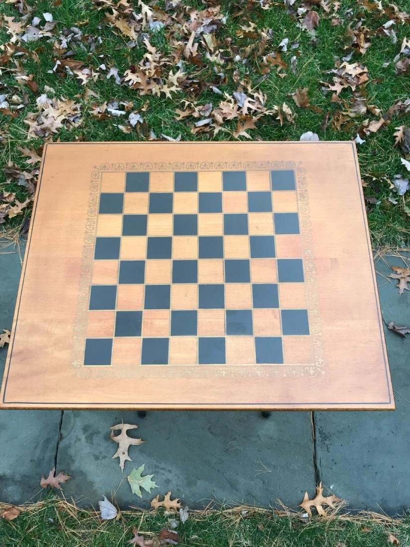 CHESS TABLE - 4