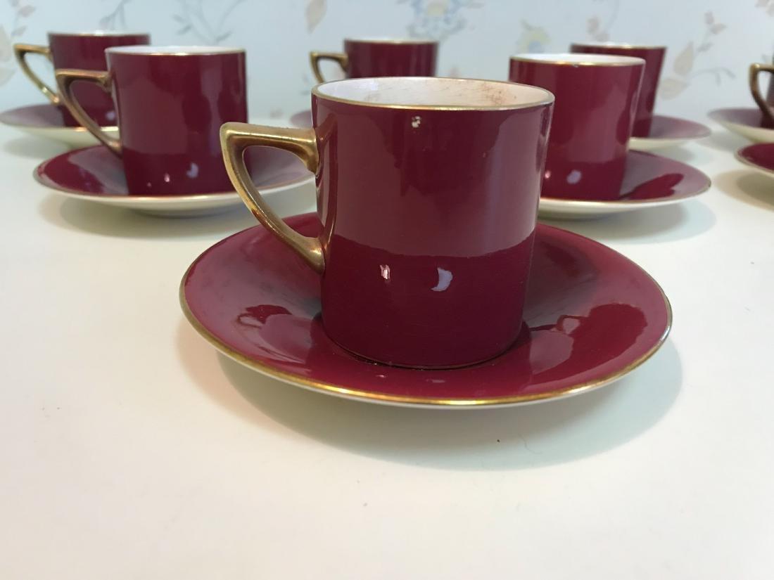 ENGLISH AMBASSADOR WARE FONDEVILLE TEA SERVICE - 3