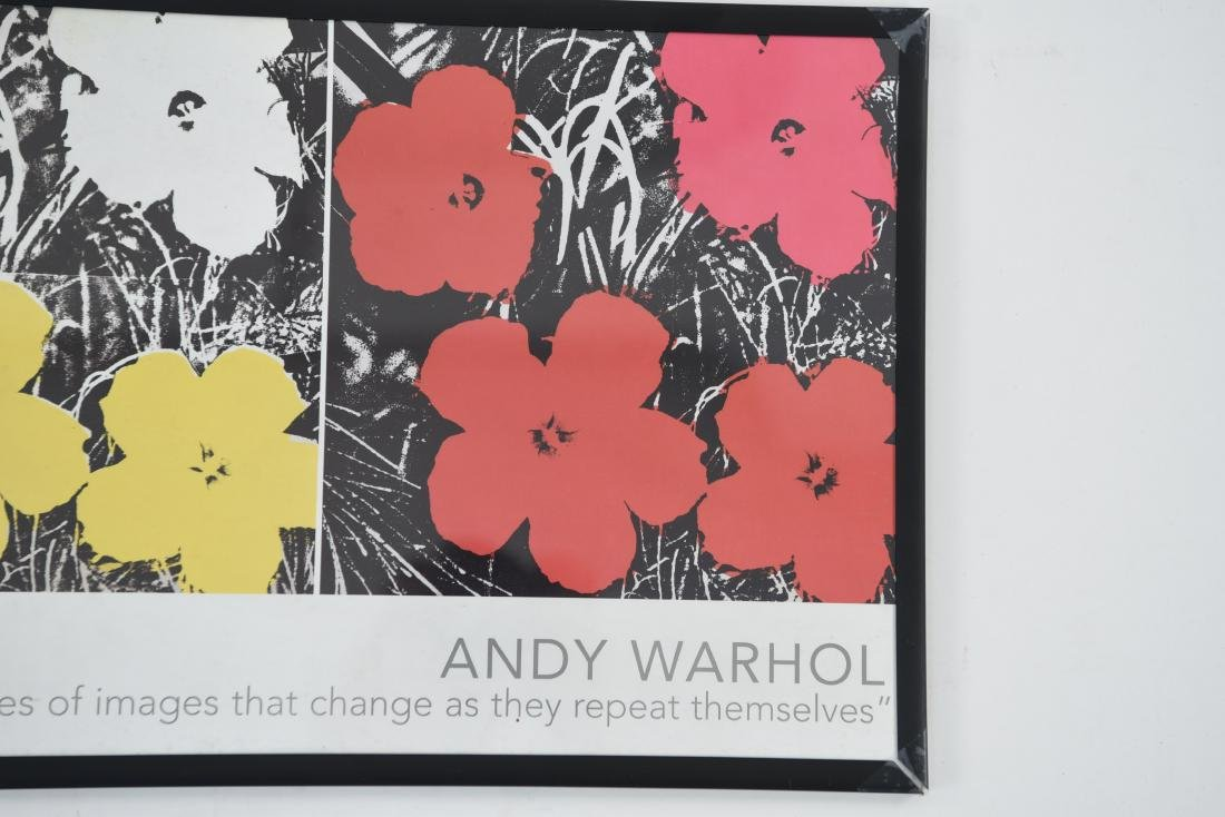 ANDY WARHOL POSTER - 2