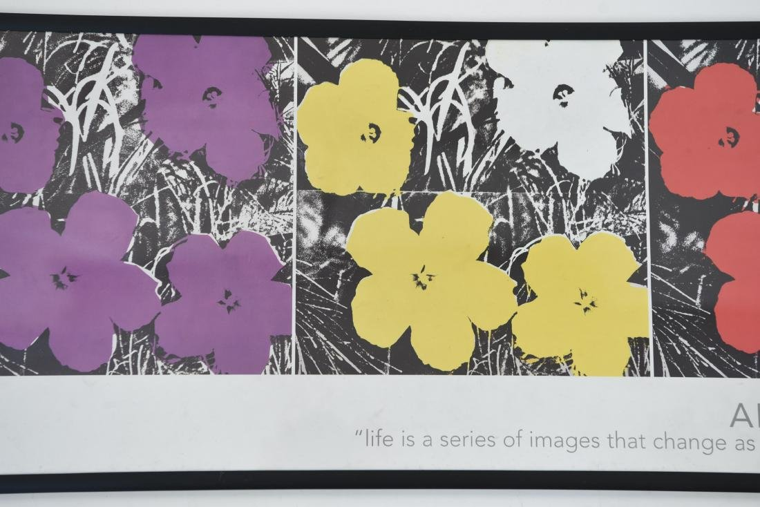 ANDY WARHOL POSTER - 3