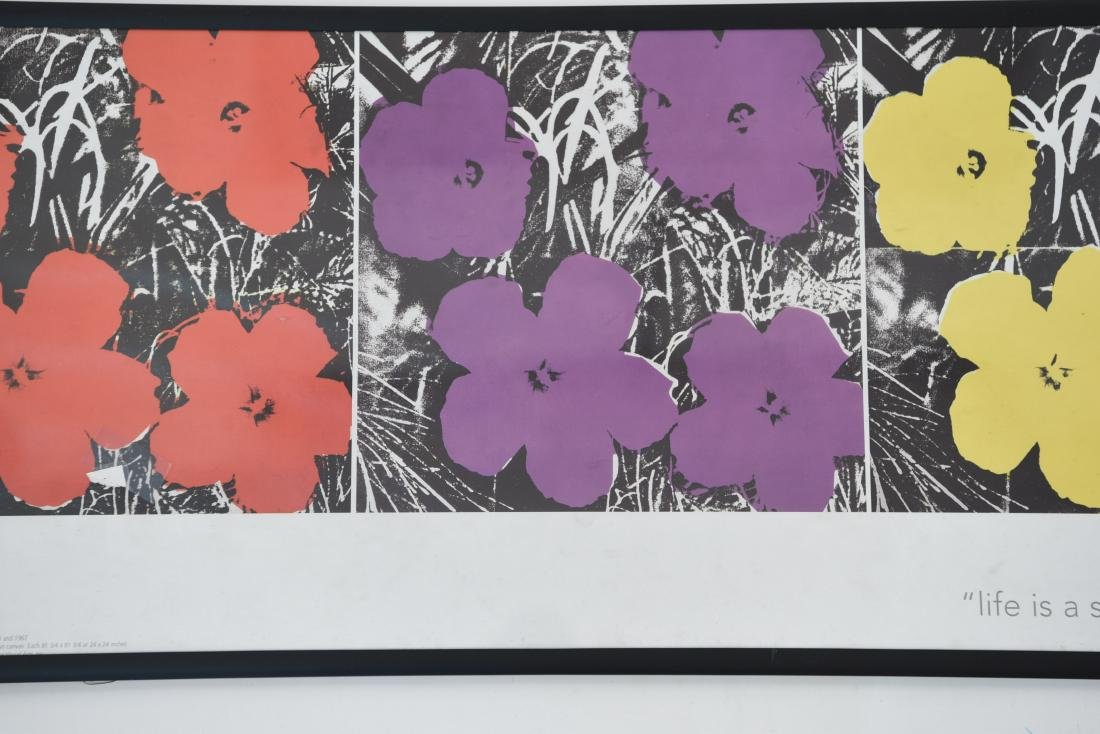 ANDY WARHOL POSTER - 4