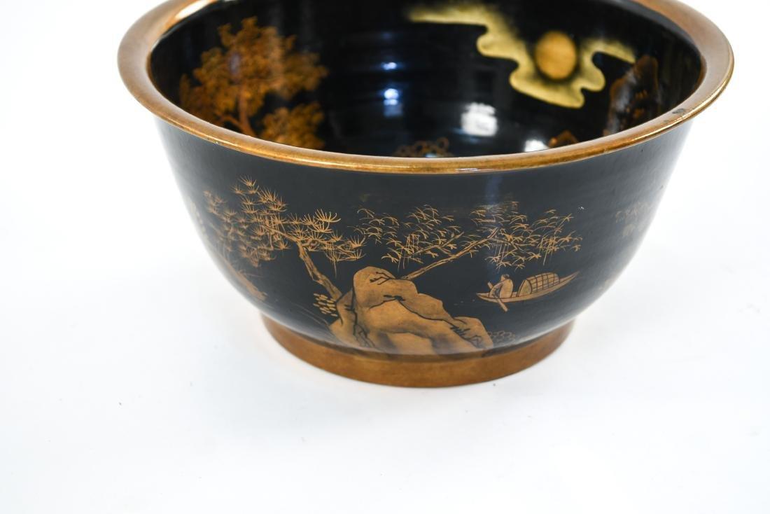 JAPANESE CERAMIC BOWL - 4