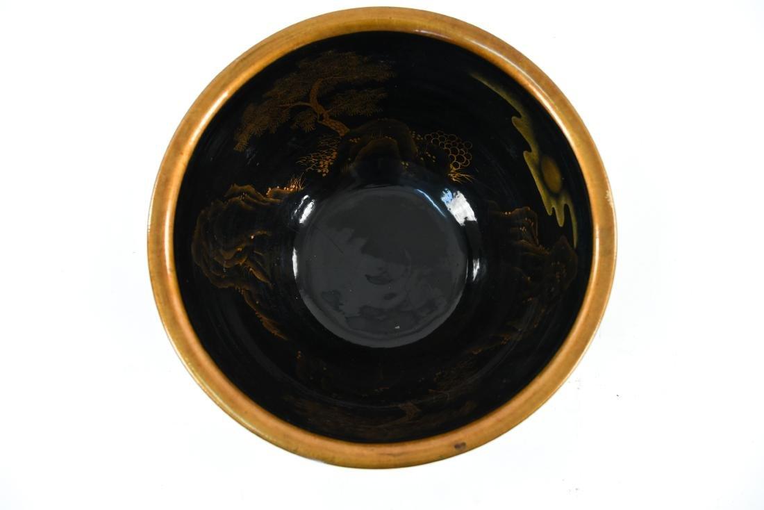 JAPANESE CERAMIC BOWL - 8